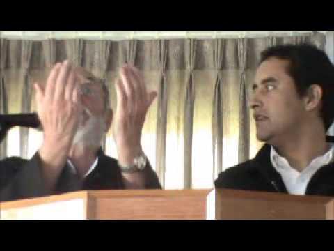 Norman Meeten Preaching in Nepal