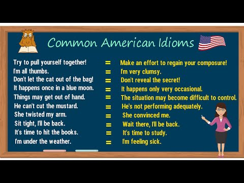 English Idioms   Top 23 American Idioms To Sound Like A Native With Examples