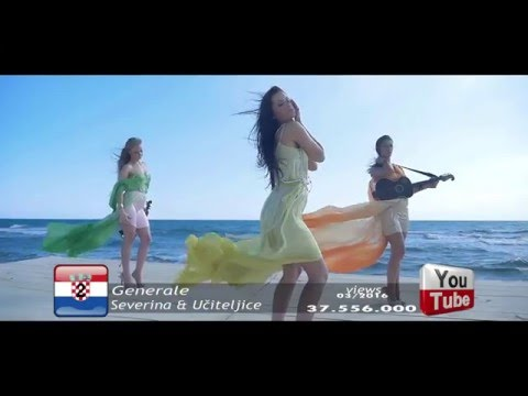 Croatia Top 10 na Youtube