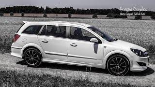 видео Универсал Opel Astra Family