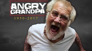RIP ANGRY GRANDPA Free HD Video