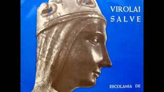 Escolania De Montserrat - Virolai - EP 1963