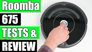 Roomba 675 Review - The Best Budget Robot Vacuum for Carpets!