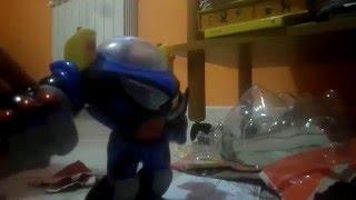 Recensione  PK robot
