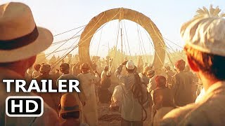 STARGATE ORIGINS Official Trailer (2017) Comic-Con 2017, TV Show HD