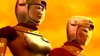 Dan Dare: 2002 CG cartoon-TV-Serie - original trailer