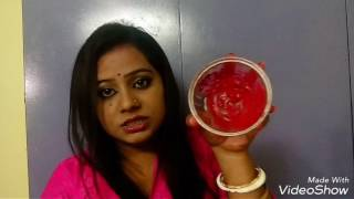 How to make your own herbal liquid sindur at home within 20 rupees