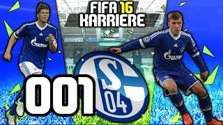 FIFA 16 KARRIEREMODUS # 001 // KÖNIGSBLAUER S04 - Auf ein weiteres Jahr! | Let