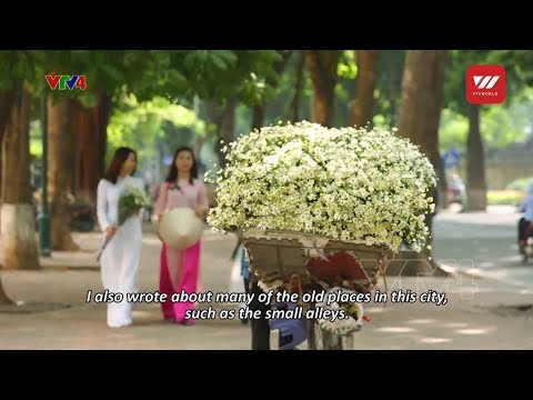 Serbian Writer Shares Stories About Hanoi | VTV World