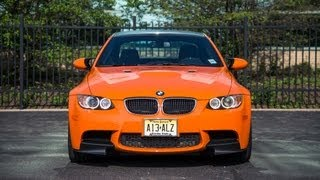 2013 BMW M3 Lime Rock Park Edition - WINDING ROAD POV Test Drive