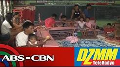 HIgit 10,000 residente, lumikas na sa Baggao, Cagayan