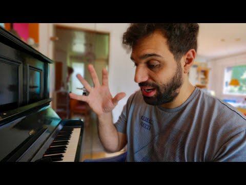 UNIQUE PIANO SOUNDS & AMAZING MACHINES