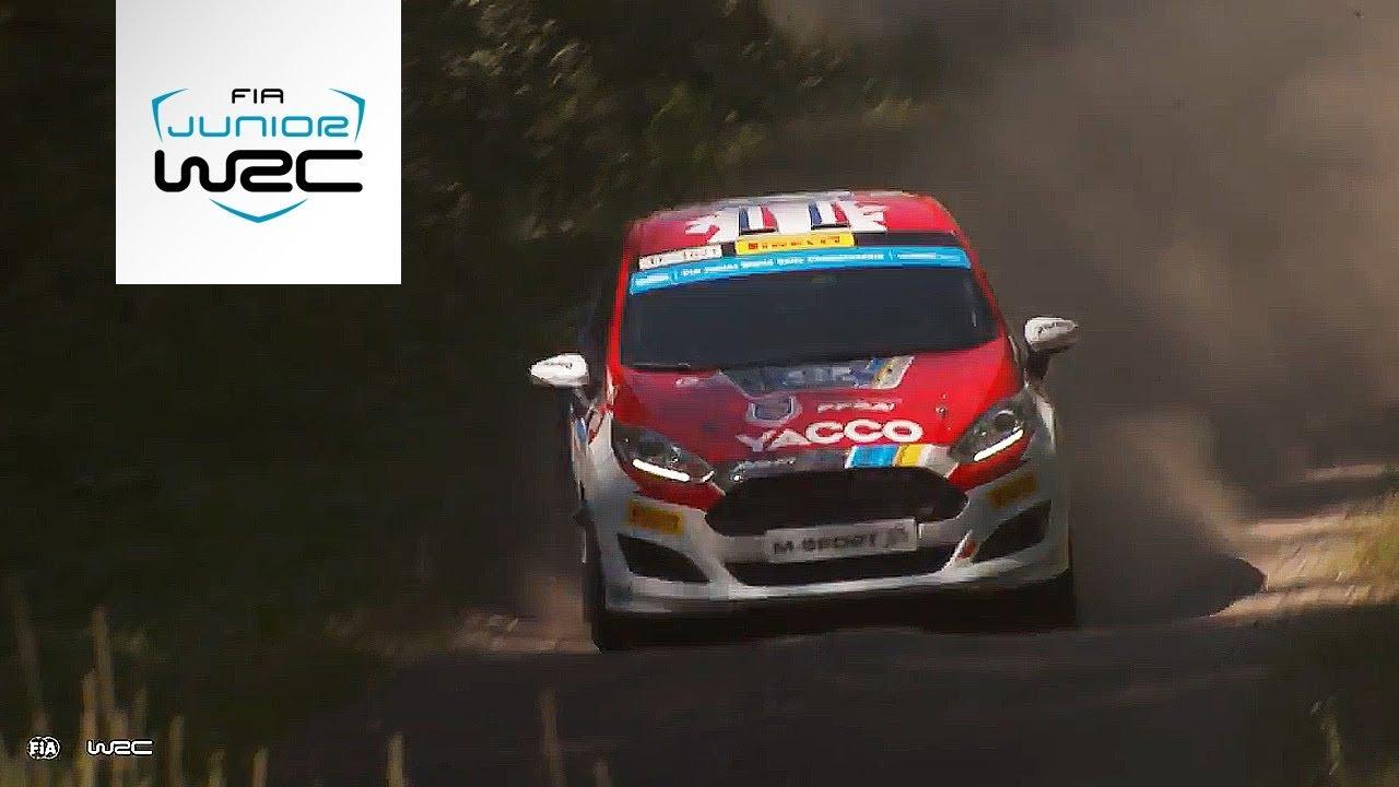 FIA Junior WRC - Neste Rally Finland 2018: Event Highlights
