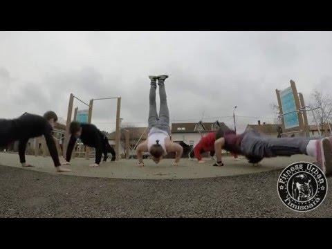 Fitness Urban Timisoara Antrenament