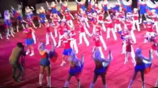 В Якутске снимают клип на песню Олега Газманова «Вперед, Россия!»
