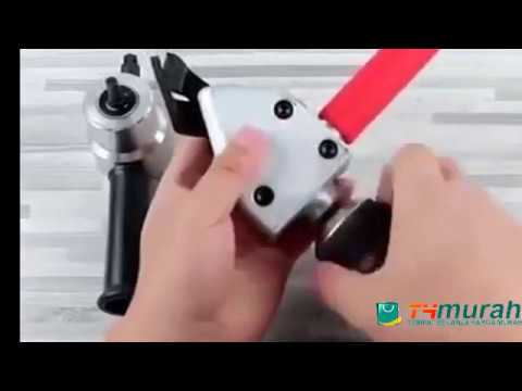gunting seng murah nibble cutter hcs drill shear attachment electric