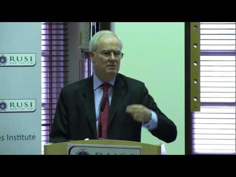 The UN's Response to the Arab Spring - Mark Lyall Grant