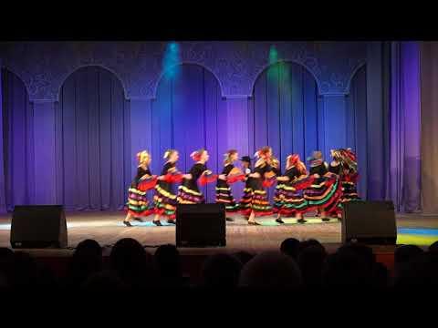 Кукарача NEW, Dance City (средняя группа)
