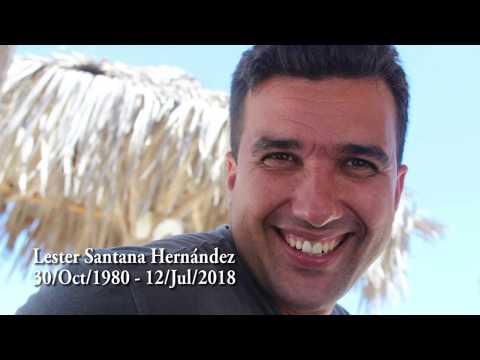 Homenaje Al Joven Maestro, Lester Santana Hernández, de sus amigos