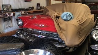 MEGA STASH OF MUSCLE CARS AND COLLECTOR CARS FOUND HIDDEN ALL OVER ACRES OF PROPERTY IN TENNESSEE!!!