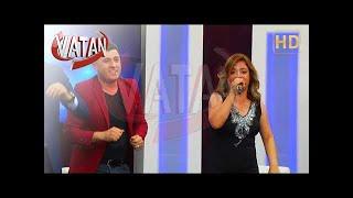 Ramazan Çelik ve Sevgi Petek Vatan TV Dalları Bastı Kiraz