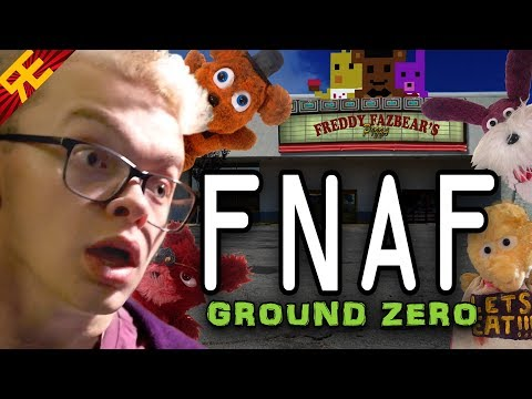 FNAF the Musical - PIZZERIA SIMULATOR: Ground Zero (feat. CG5) [by Random Encounters]