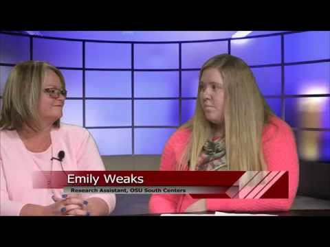 Agri-Talk- Emily Weaks, Research Assistant, OSU