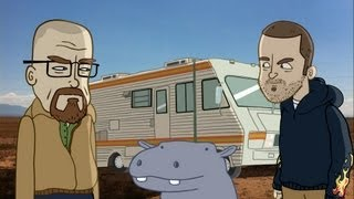 Repeat youtube video Hippo predicts Breaking Bad Finale