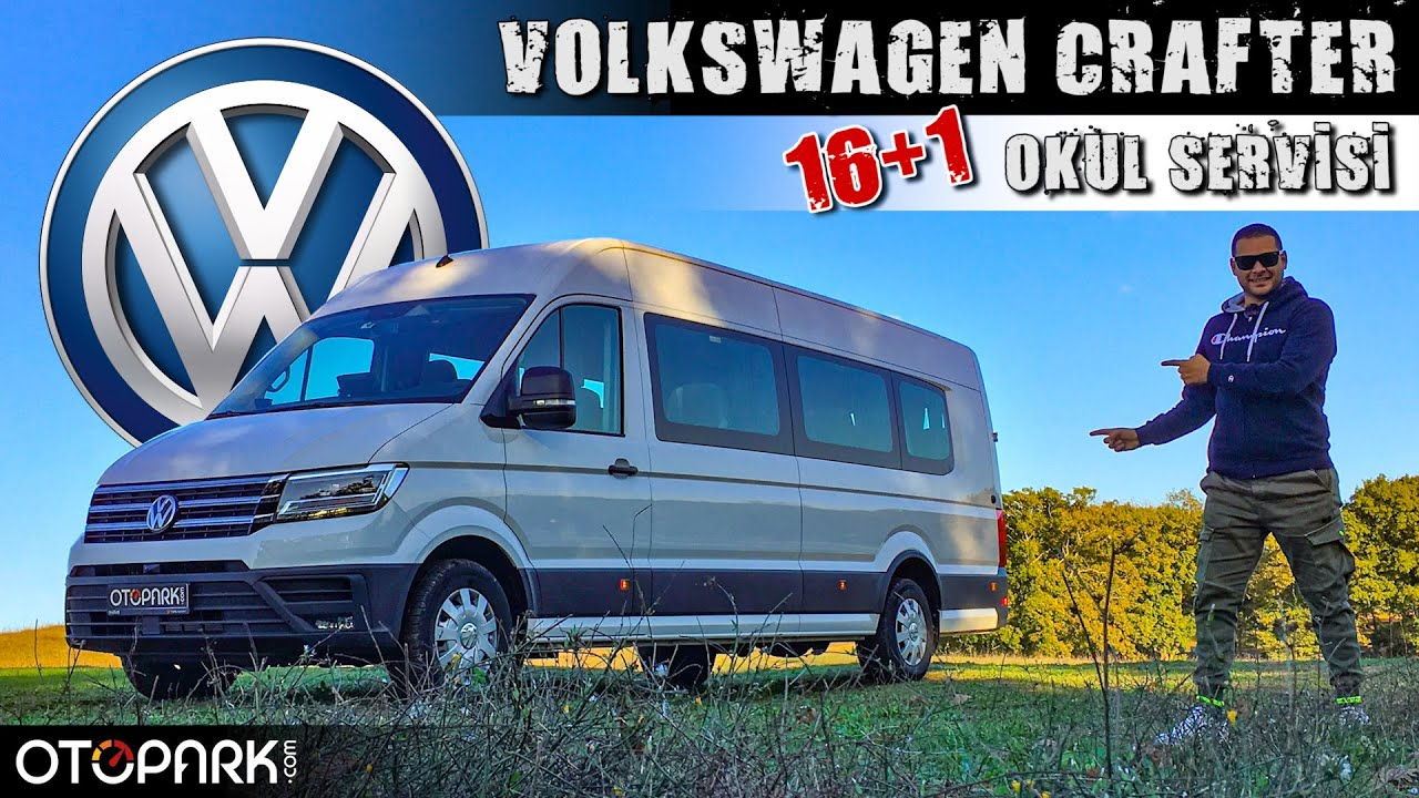 2020 VW Crafter 2.0 TDI 177 PS | TEST