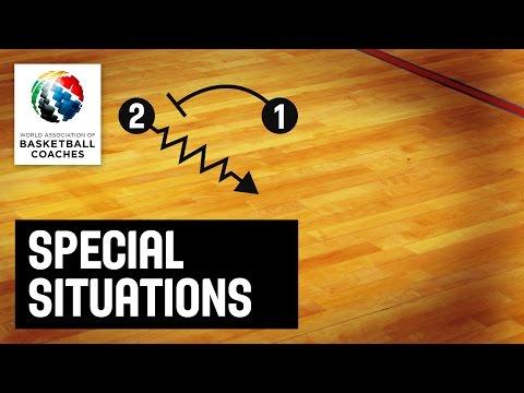 Special Situations - Fotios Katsikaris - Basketball Fundamentals