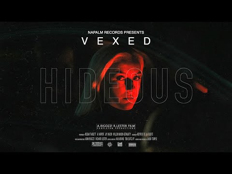 VEXED - Hideous (Official Video)   Napalm Records