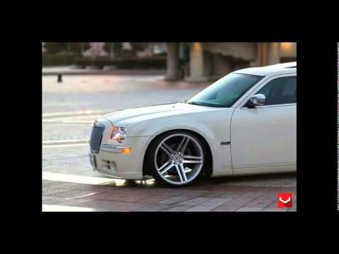 chrysler 300c tuning tieferlegung vossen vps 302 felgen youtube. Black Bedroom Furniture Sets. Home Design Ideas
