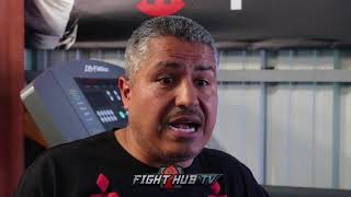 """ROBERT GARCIA """"CANELO WILL MAKE $40 MILLION WITH OR WITHOUT GOLOVKIN, GGG NEEDS CANELO!"""""""