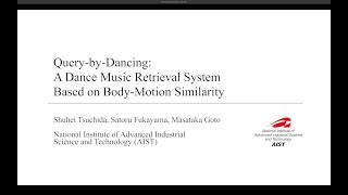 Query-by-Dancing: A Dance Music Retrieval System Based on Body-Motion Similarity (MMM2019)