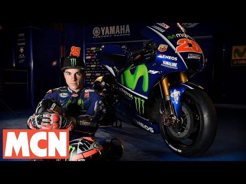 Lin Jarvis interviews Maverick Viñales | Sport | Motorcyclenews.com