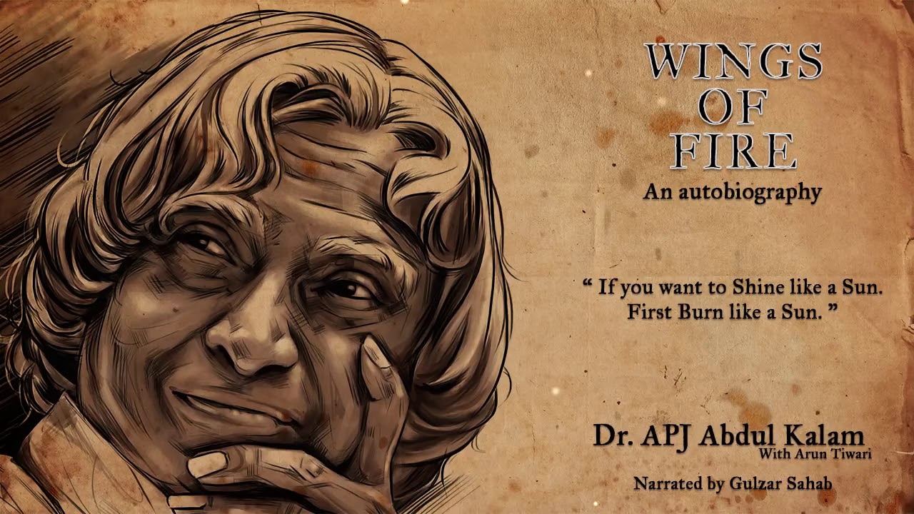 Download Dr. Apj Abdul Kalam | Wings of Fire | Autobiography | English | Inspiring Audio Story