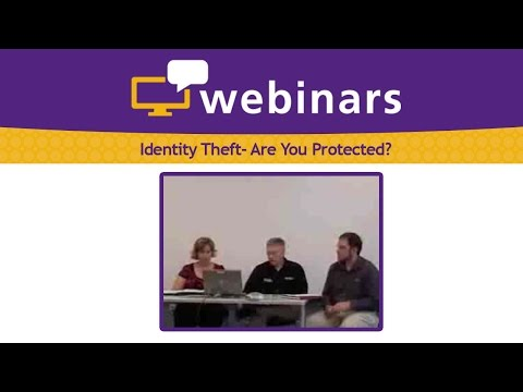 Identity Theft- Are You Protected?