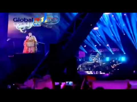Shena , Sean Feat NOAH DI Kreasi Indonesia 11 Tahun Global TV