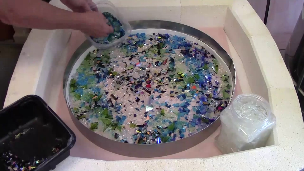 Beau Make A Fused Glass Sink With Lisa Vogt