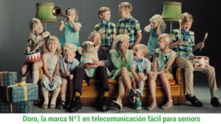 Bienestar Senior - Doro, teléfonos para personas mayores