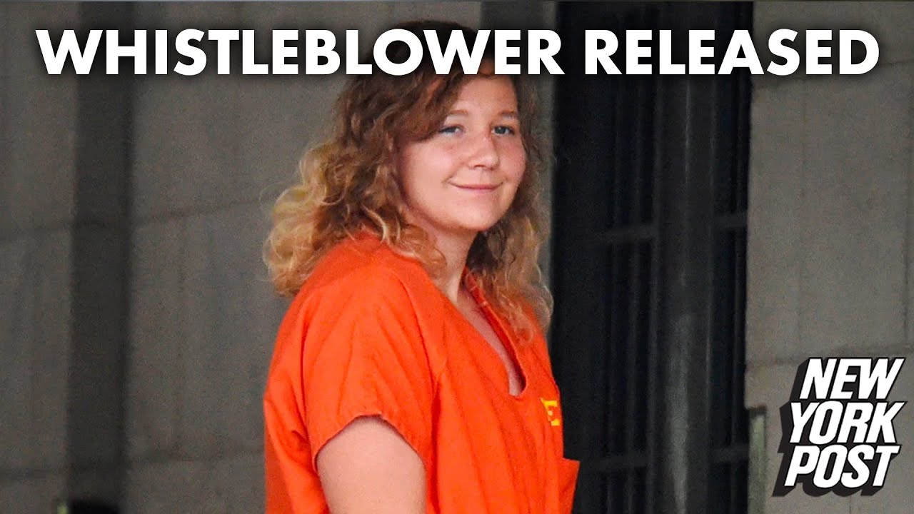 Reality Winner Released From Prison