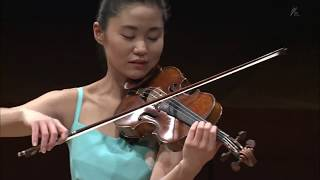 Sayaka Shoji and Gianluca Cascioli play Beethoven : Violin Sonata No.8 in G, Op.30, No.3, 2nd mvt.