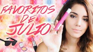 Favoritos de Julio 2014 ♥ Jimena Aguilar
