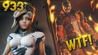 Overwatch Daily Moments Ep. 933 (Funny and Random Moments)