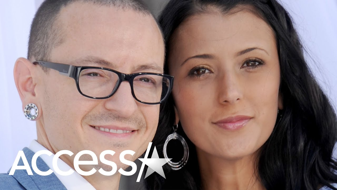 Chester Bennington's Widow Pays Loving Tribute to Late Husband ...