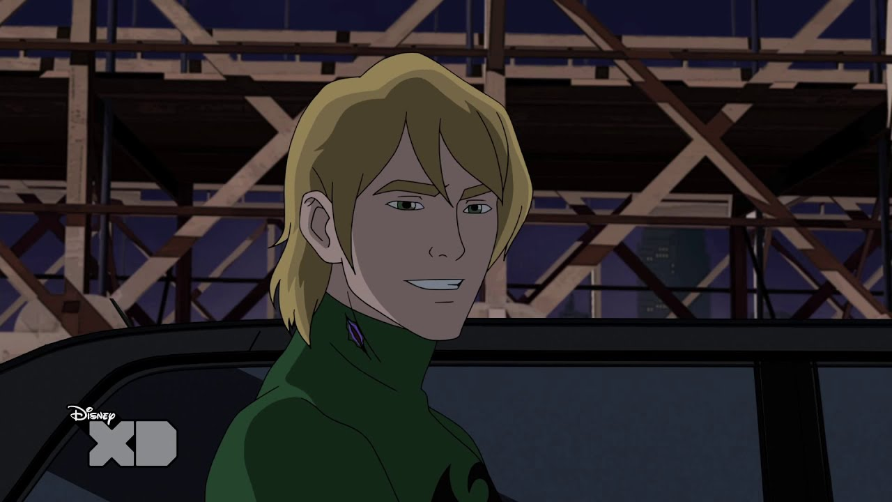Ultimate Spider-Man | Journey Of The Iron Fist | Disney XD
