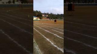 Sachin rathi win the Andaman Nicobar 21km half mrathan