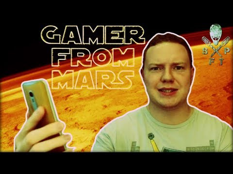 What happened to the GamerFromMars? He's Here!