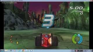 Wii emulador - Hot Wheels Battle Force 5 ( Saber )