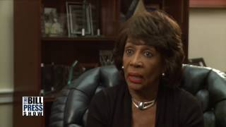 Impeaching Trump is an Option for Maxine Waters